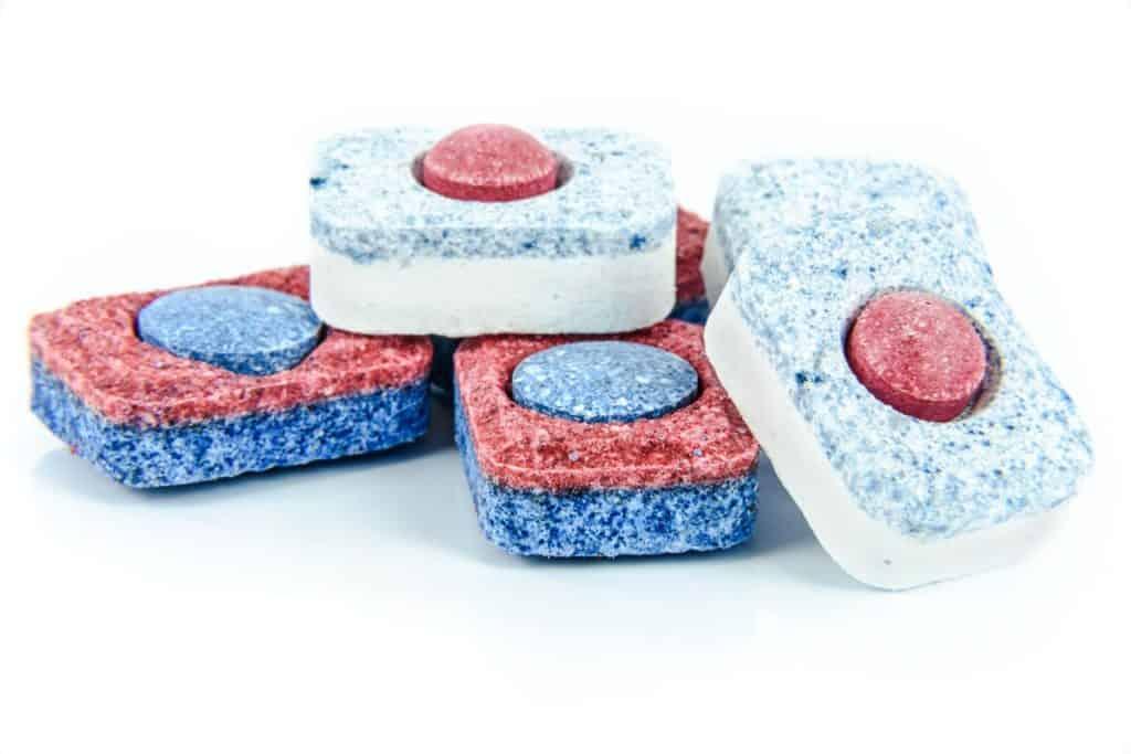 dishwasher options - tablets