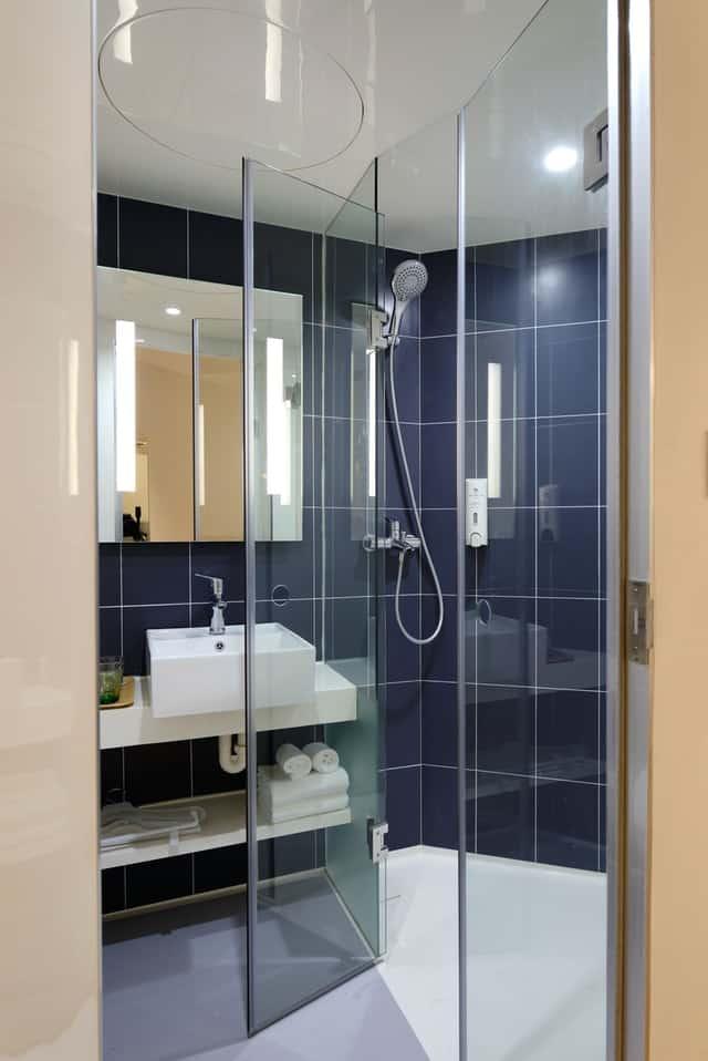 shower door choices