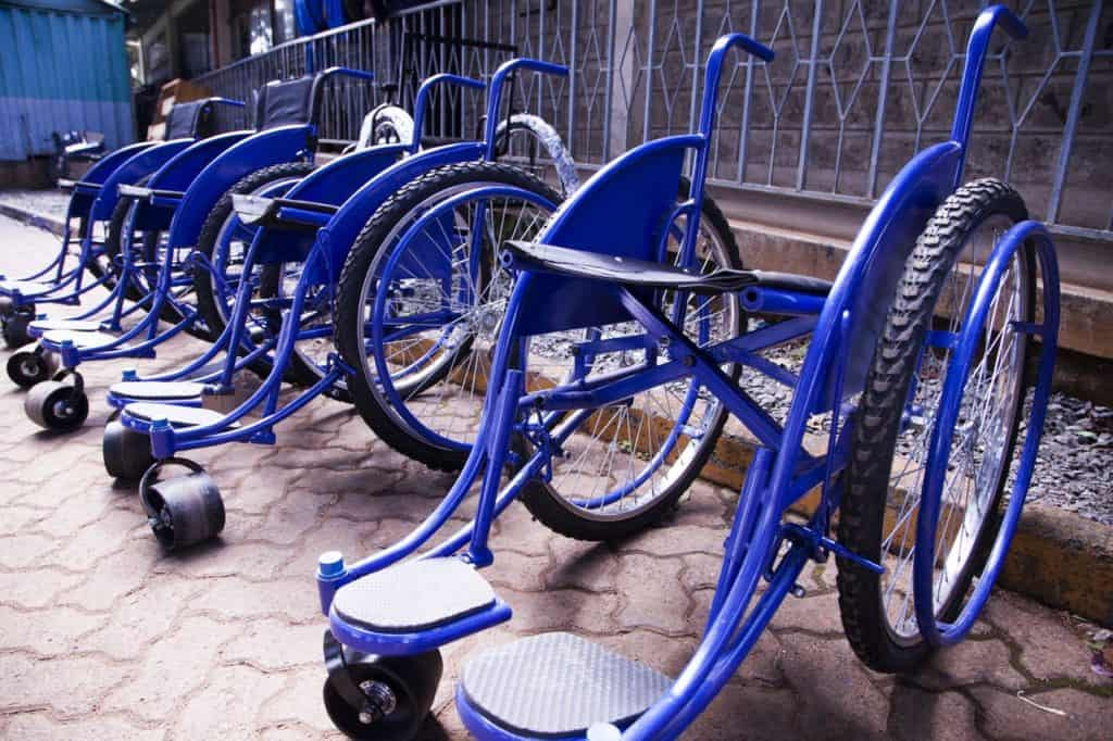wheelchairs for mobile home access ramps