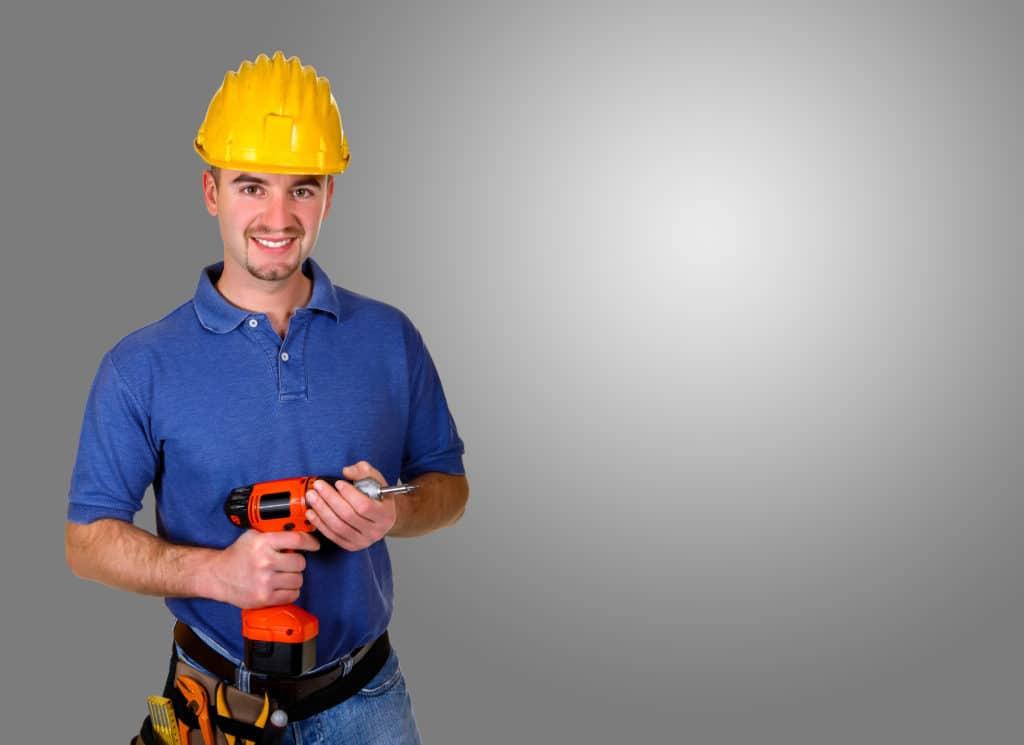 Mobile Home Setup Equipment