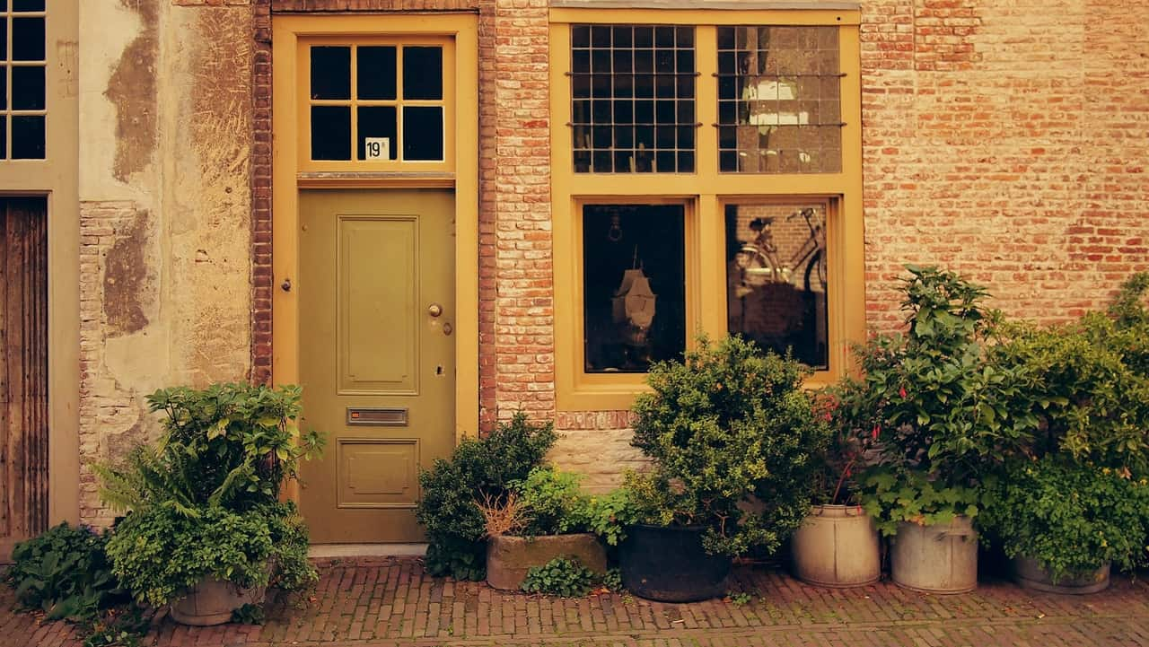Mobile Home Entry Door Window Inserts